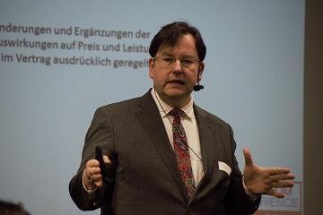 Prof. Dr. Dirksen spricht auf den Cleanroom Experts Day über Reinraumspezifische Rechtsprechung