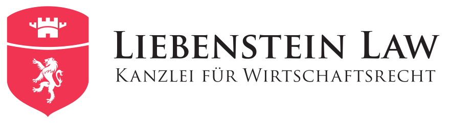 LIEBENSTEIN LAW – OFFICE FOR BUSINESS LAW