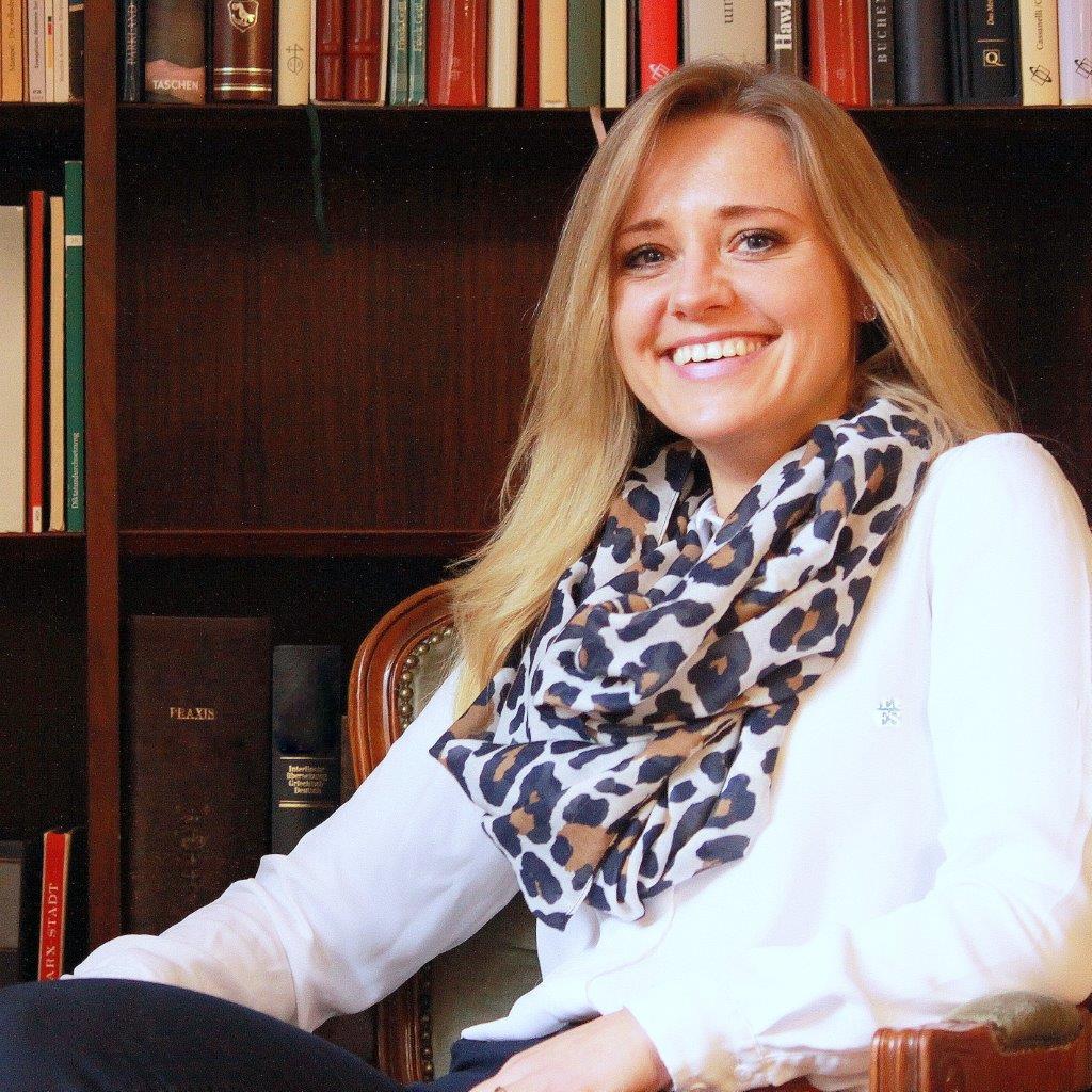 Monika Bouwman Mitarbeiterin Head of Finance